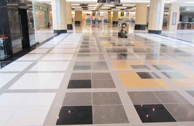 Bani Mall - Abu Dhabi, UAE   Santamargherita Flooring