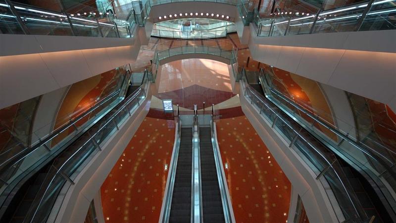 Haneda Airport - Tokyo, Japan | Santamargherita Flooring