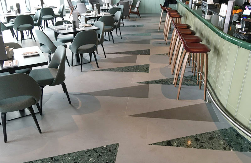 Sea Containers House - London | Santamargherita Flooring