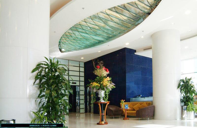 Sheraton Four Points - Kuwait | Santamargherita Flooring & Walls