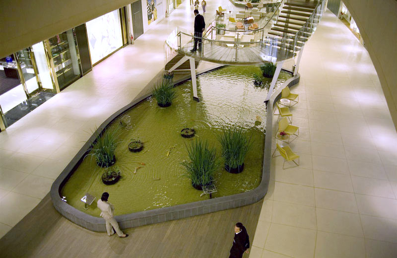 Shopping Village Mall - Barra da Tijuca, Brazil   Santamargherita Flooring