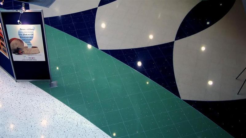 Tekka Mall - Singapore   Santamargherita Flooring