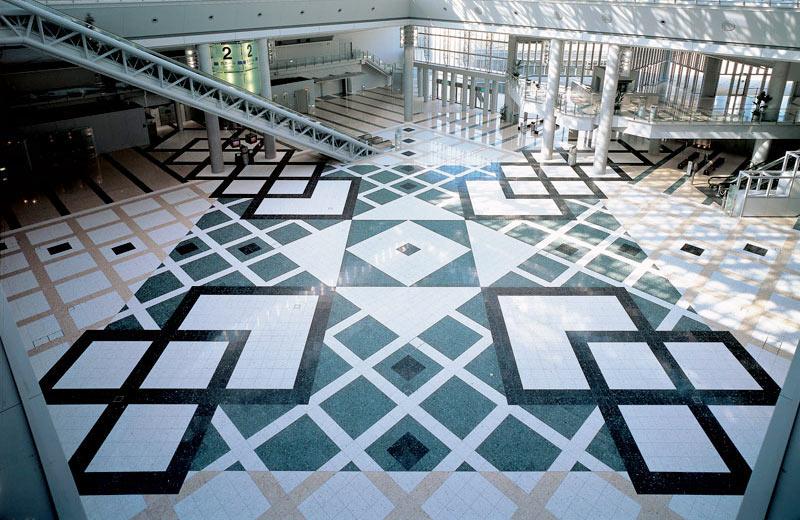 Tokyo Expo - Japan   Santamargherita Flooring